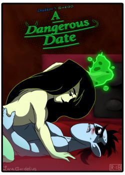 Cover A Dangerous Date 1