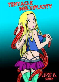 Cover A Date With A Tentacle Monster 4 – Tentacle Multiplicity