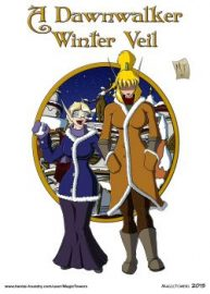 Cover A Dawnwalker Winter Veil