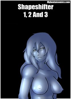 Cover Shapeshifter 1, 2 And 3