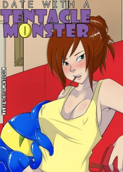 Cover A Date With A Tentacle Monster 11