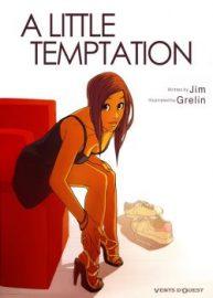 Cover A Little Temptation