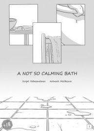Cover A Not So Calming Bath