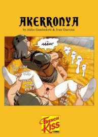 Cover Akerronya