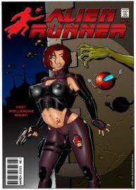 Cover Alien Runner