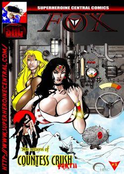 Cover American Fox – Return Of Countess Crush 2