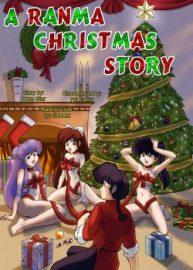 Cover A Ranma Christmas Story