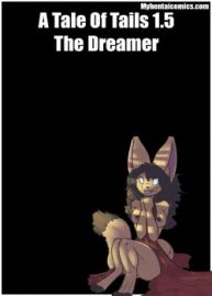 Cover A Tale Of Tails 1.5 – The Dreamer