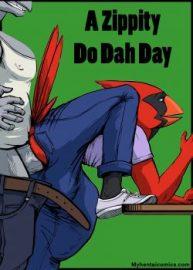 Cover A Zippity Do Dah Day