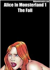 Cover Alice In Monsterland 1 – The Fall
