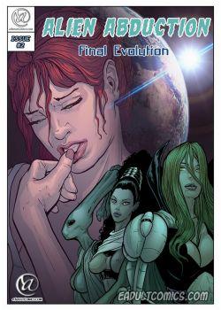 Cover Alien Abduction 2 – Final Evolution