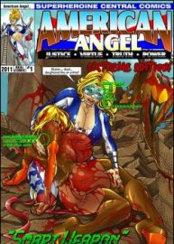 Cover American Angel 1 – Smart Weapon
