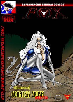 Cover American Fox – Return Of Countess Crush 3