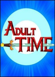 Cover Adult Time 1
