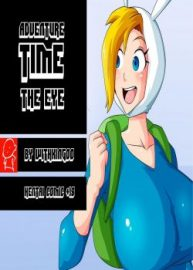 Cover Adventure Time 1 – The Eye