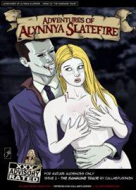 Cover Adventures Of Alynnya Slatefire 2