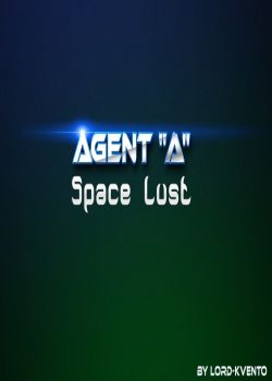 Cover Agent A – Space Lust