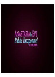 Cover Anastasia & Eve Public Exxxposure
