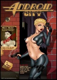 Cover Android City
