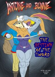 Cover Antoine And Bunnie – The Destiny Of The Sword