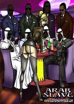 Cover Arab Slave
