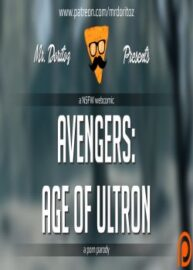 Cover Avengers – Age Of Ultron