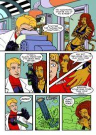 Cover Avengers Altered