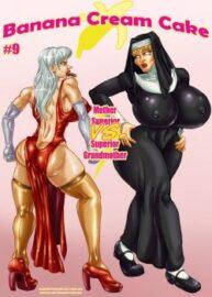 Cover Banana Cream Cake 9 – Mother Superior VS Superior Grandmother