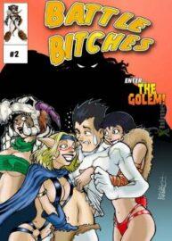 Cover Battle Bitches 2 – Enter The Golem