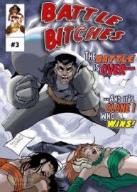 Cover Battle Bitches 3