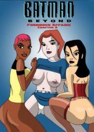 Cover Batman Beyond – Forbidden Affairs 2