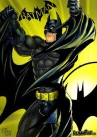 Cover Batman