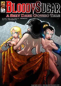 Cover BloodySugar 16