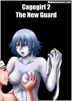 Cover Cagegirl 2 – The New Guard