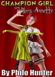 Cover Champion Girl Vs Mary-Annette